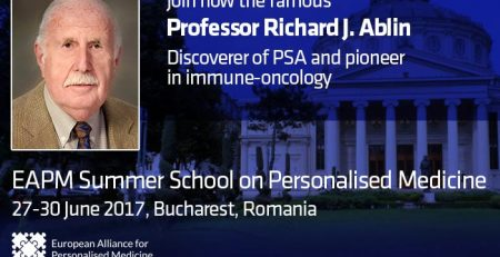 Summer School in Personalised Medicine